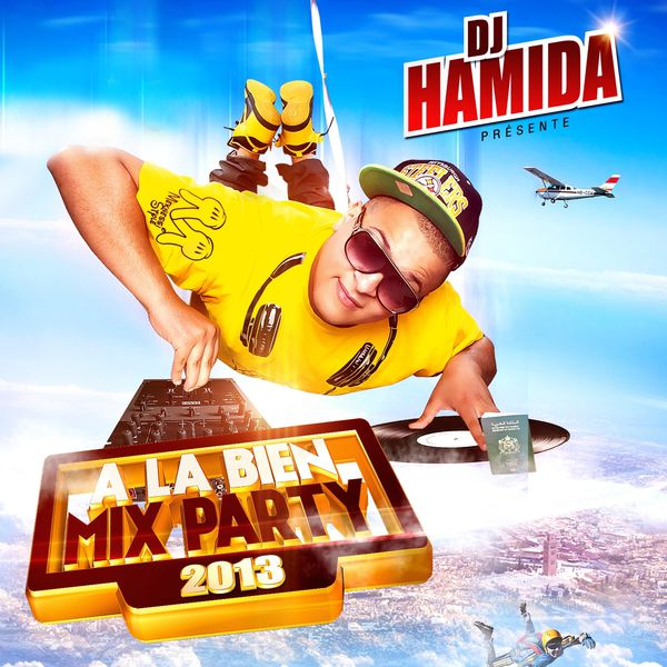 dj hamida a la bien mix party 2012