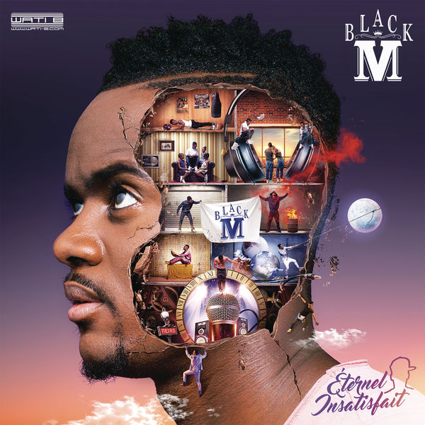 Black M - Cheveux Blancs