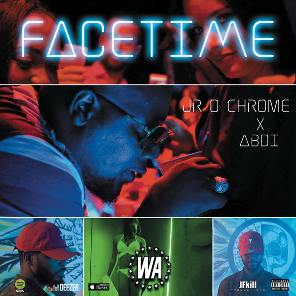 Jr O Crom - Facetime