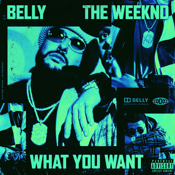 Belly - What You Want