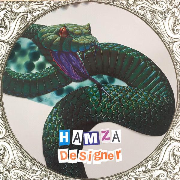 Cover Hamza - Designer