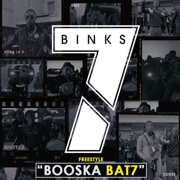 Seven Binks - Booska Bat7