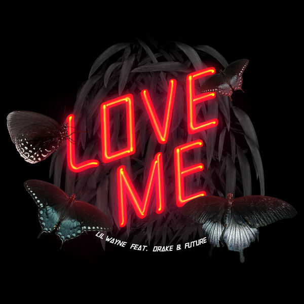 Lil Wayne  ft Drake  & Future  - Love Me