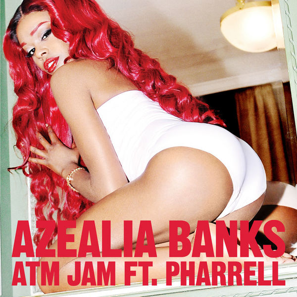 Azealia Banks  ft Pharrell Williams  - #ATMJAM